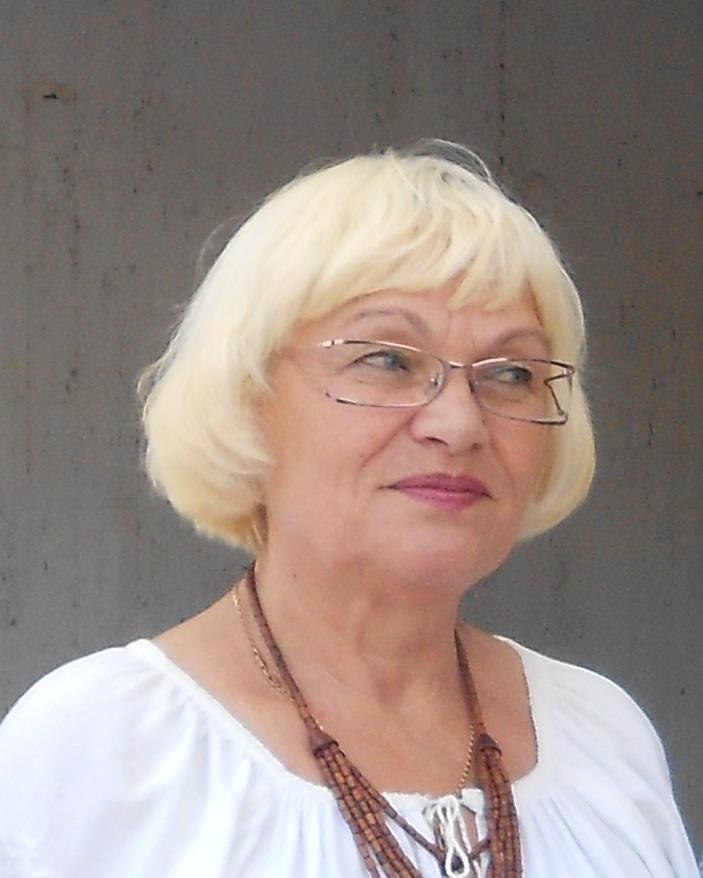 Волошина Анна Петровна