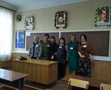 Участь у Всеукраїнському науково-методичному семінарі